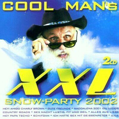 Cool Man's XXL Snow-Party 2002 Partyschweine, Henning & Holm, Jojo's, S.. [2 CD] - Xxl Snow