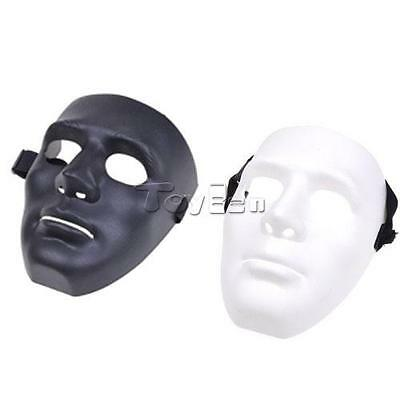 Full Face Hockey Type Airsoft Mesh Goggle Mask Cosplay Costume Party - Halloween Hockey Masks
