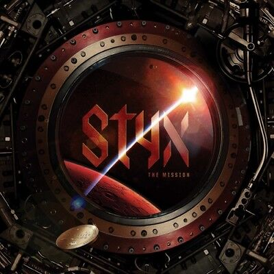 Styx   The Mission  New Cd