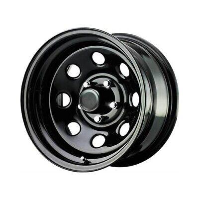 Pro Comp Wheels 97-5165 Steel Wheel Series 97 15x10 Gloss Black 5x4.5