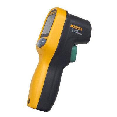 Fluke 59 Max Na Ir Thermometer Lcd Display -22-662f Range 81