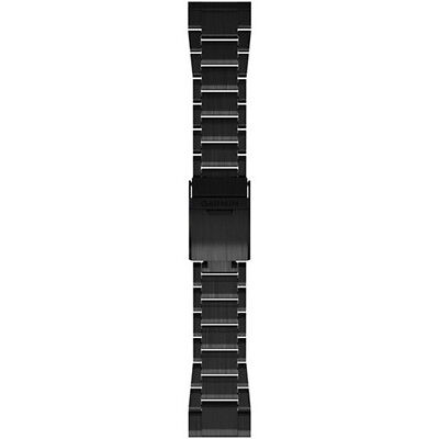 Garmin QuickFit 26 Titanium Watch Band (Carbon Gray)