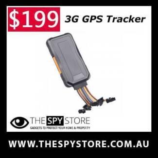 3G  Vehicle Truck Car  GPS TRACKER Hidden Spy security cameras