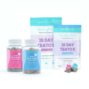 Skinny mint teatox one month supply