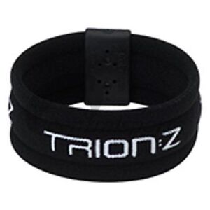 Trion Z Magnetic Therapy Sports Bracelet Wristband XL Black Joint Pain Relief