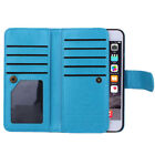 Blue Wallet Case for iPhone 5s