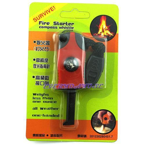 how to start a fire with magnesium fire starter