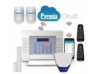 Pyronix Enforcer Home Control Alarm Systems Seller in East Hum | SecureMax