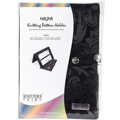 Knitter's Pride Magma Knitting Fold-Up Pattern Holder - 518702