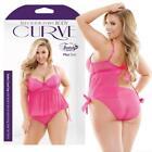 Pink Plus Women's 1X Women's Intimates & Sleep Size Camisoles & Camisole Sets