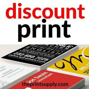 Discount Printing Delivered In 7 Days! The Higest Quality At The Lowest Prices!