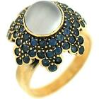 Antique Moonstone Ring