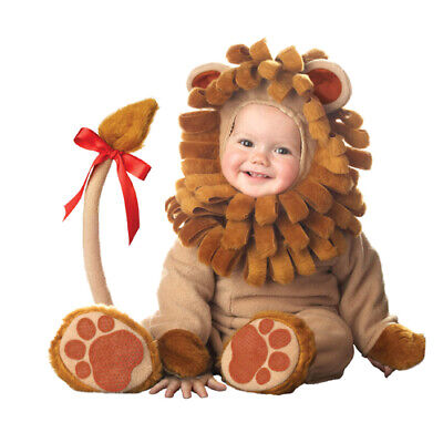 Lil' Lion Infant Halloween Costume size 12-18 Months MEDIUM
