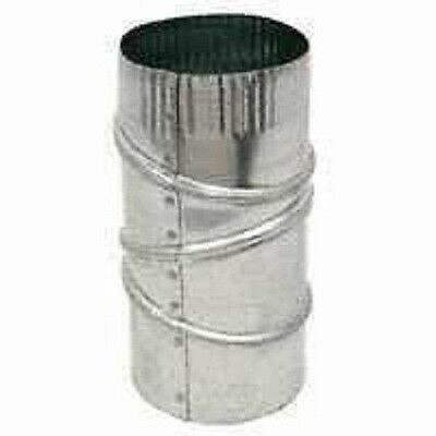 NEW IMPERIAL 8945487 8 INCH GALVANIZED HEAVY GAUGE STOVE PIPE ELBOW ADJUSTABLE