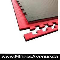 Taekwondo / Martial Arts Interlocking Double Sided Foam Floor –
