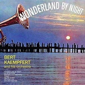 Bert Kämpfert and His Orchestra - Wonderland by Night CD Hallmark