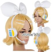 Vocaloid Headphones