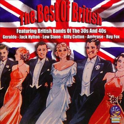 VARIOUS ARTISTS - THE BEST OF BRITISH [SOUNDS OF YESTERYEAR] NEW (The Best Of Yesteryear)
