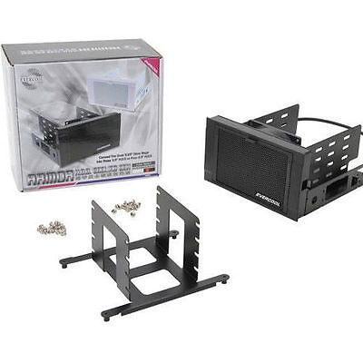 "Evercool 5.25"" Drive Bay to 3.5 HDD or 2.5 HDD Cooling Box (Free Priority Mail)"
