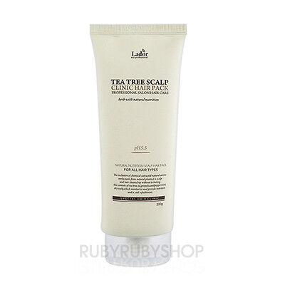 Lador Tea Tree Scalp Clinic Hair Pack - 200g