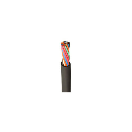 Per Foot 16/7 Soow Portable Power Cable Flexible Cpe Jacket Black 600v