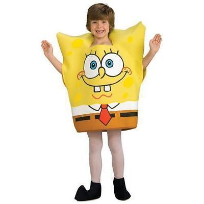 Spongebob Squarepants Toddler/Child Halloween Costume, 2T, brand new  - Spongebob Squarepants Halloween Costume Toddler