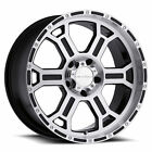 Modern Car and Truck Wheel and 114 Load Index Tyre Packages 17 Rim Diameter