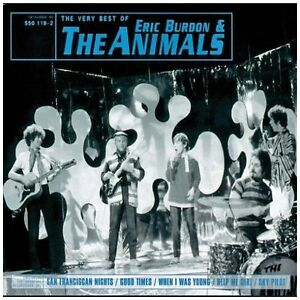 Eric Burdon And The Animals - Very Best Of [CD]