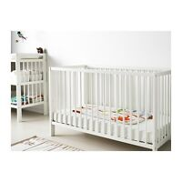 Need WHITE Gulliver crib & changing table
