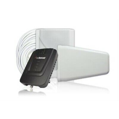 Weboost - Connect 4g Cellular Signal Booster - Black