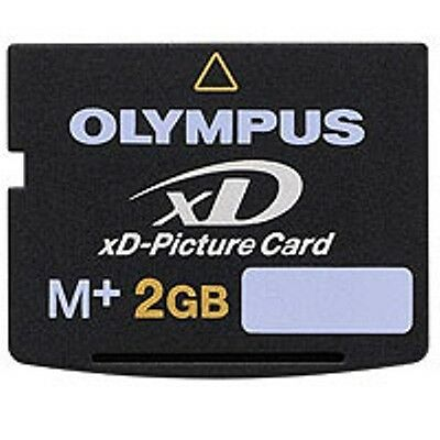 Olympus 2 Gb 2gb Xd Picture Memory Card For Olympus Fe-30...