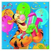 Winnie Pooh Servietten