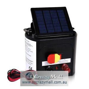 5km Solar Power Farm Electric Fence Energiser Goat Horse Melbourne CBD Melbourne City Preview