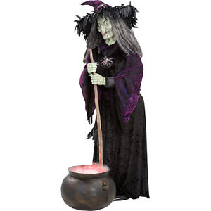 WANTED HALLOWEEN CAULDRON WITCH PROP!!!!