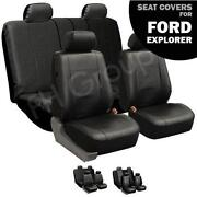 Ford Explorer Leather Seats