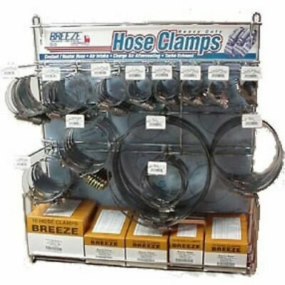 Small Hose Clamp Display Racks 1 Per Pack