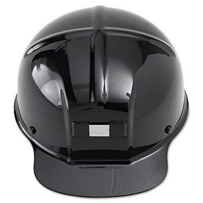 Msa 82769 Black Comfo-cap Mining Hard Hat Cap 4-point Staz-on Suspension