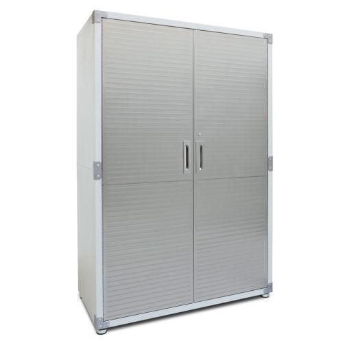 Metal garage cabinets storage ebay