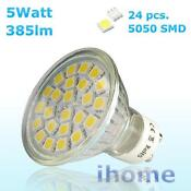 GU10 LED Bulbs 5W