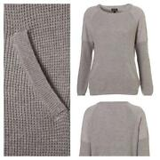 TOPSHOP Textured Jumper