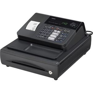 Casio Electronic Cash Register PCR-272 Compact Sleek Cabinet Design