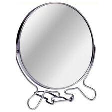 Makeup Cosmetic Mirror Bathroom Vanity Travel Folding Small 2 Way Zoom Magnify