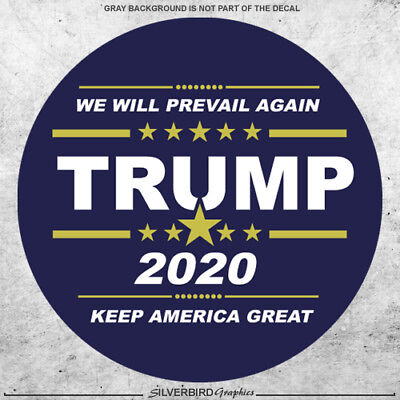 3X Trump Hard Hat Sticker   President Election  Vote  America  2020 Usa