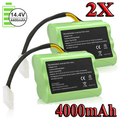 For Neato Brand Batteries for any XV Series Robotic Vacuum! 945-0005 - Set of 2 ()