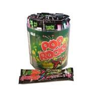 how to make pop rock candy sticks