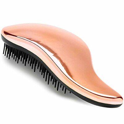1 BEST Detangling Brush - Lily England Detangler Hair Brush for Wet, Dry, (Best Detangler For Fine Hair)