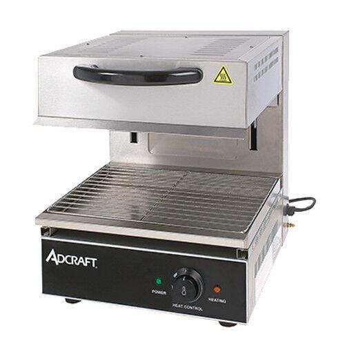 "Adcraft Sal-2800w 17"" Countertop Electric Salamander"