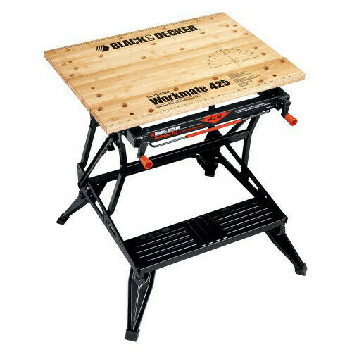 Black & Decker Workmate P425 Project Center and Vise WM425 New
