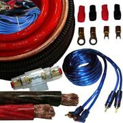 Amplifier Wiring Kit