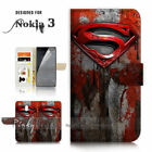 Superman Superman Cases, Covers and Skins for Nokia 3